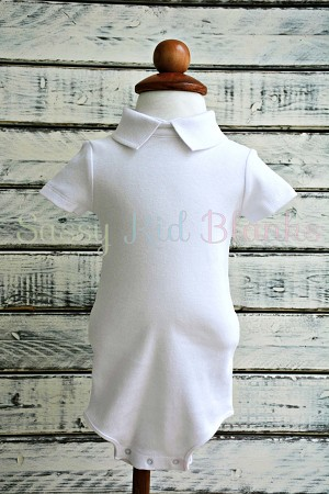 IMPERFECT !!!! Baby Boy Short Sleeve Bodysuit